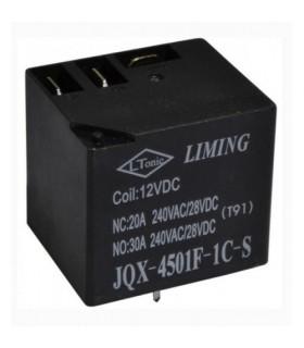 رله 12 ولت رله 12 ولت/JQX-4501F-1C-S