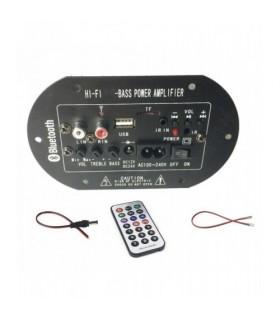 انواع USB/FM player پنل آمپلی فایر بلوتوثی فلش خور ولوم و ریموت دار
