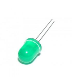 LED LED مات 5 ميلي سبز
