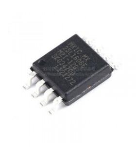 انواع ای سی فلش MX25L1606E