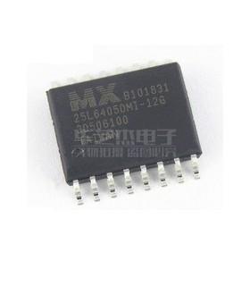 انواع ای سی فلش MX25L6405DMI-12G