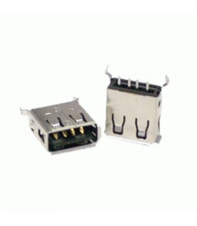 انواع سوکت USB کانکتور USB-A جهت پخش ماشین