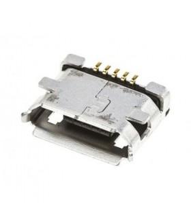 انواع سوکت USB کانکتور میکرو SMT 1.01-USB