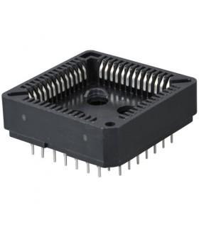 انواع سوکت IC سو کت ای سی 52 پین PLCC