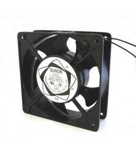 انواع فن فن 220 ولت بلبرینگی سایز 12*12 عرض 3.8