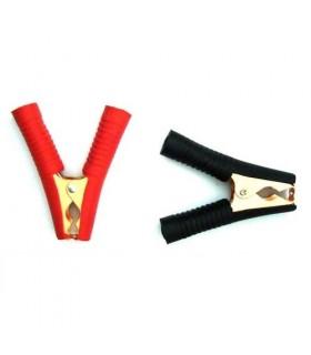 انواع فیش و جک گیره سوسماری سایز 5 رنگ قرمز