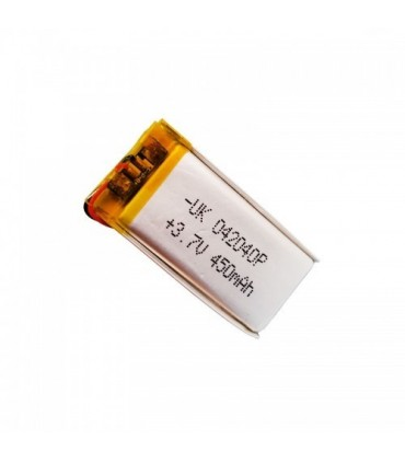 باتری لیتیوم پلیمر 3.7v-350mAh