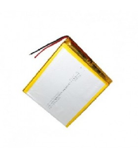 باتری لیتیوم پلیمر 3.7v-4000mAh سایز 3593100 مارک MORICELL