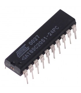 8051 AT89C2051-24PC
