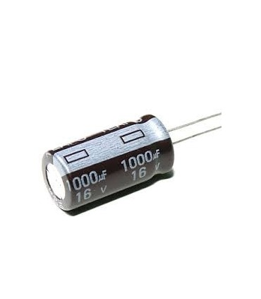 خازن 16 ولت 1000UF 16V
