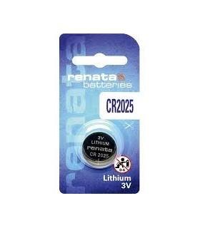 باتری سکه ای 3 ولت CR2025 مارک Renata