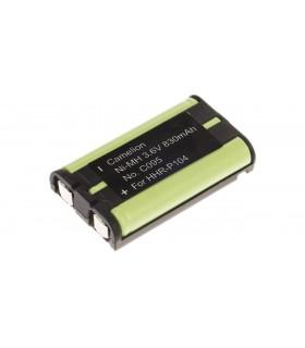 انواع باتری های تلفن دستی باتری تلفن بی سیم کملیون مدل HHR-P104