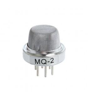 سنسور MQ-2 گاز دود (هیدروژن الکل متان بوتان LPG و ...)