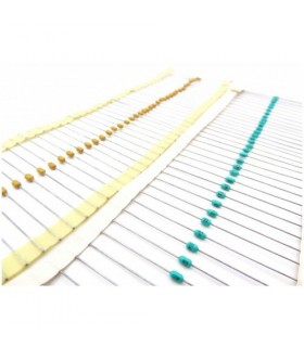 خازن مولتی لایر مقاومتی 2.7 نانو فاراد