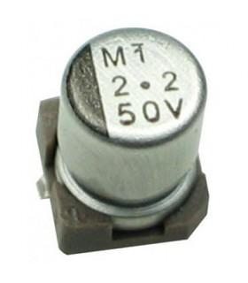 2.2UF 50V /SMD