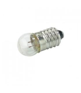 لامپ 2.5 ولت کوچک / لامپ فندقی