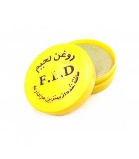 انواع روغن و فلاکس لحیم کاری روغن لحیم 20 گرمی ایرانی F.L.D
