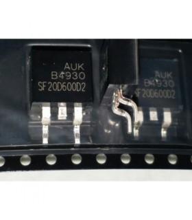 MOSFET SF20D600D2