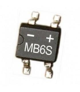 پل دیود پل ديود/MB6S