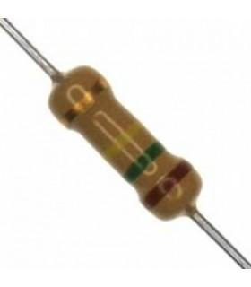 مقاومت 0.25W وات مقاومت/0.25 وات /150 كيلو اهم