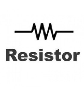 مقاومت 0.25W وات مقاومت/0.5 وات /2.7 مگا