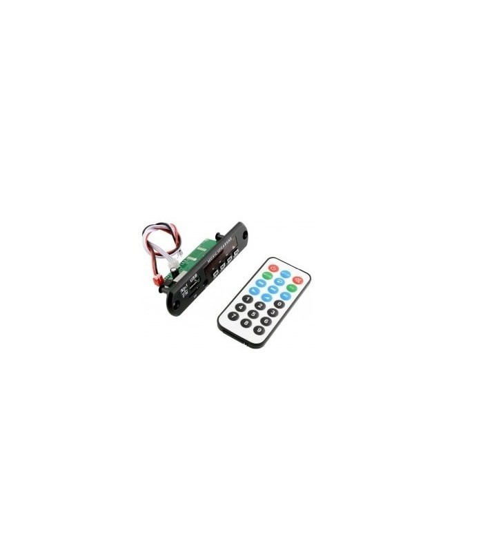 انواع USB/FM player برد 12 ولت USB player
