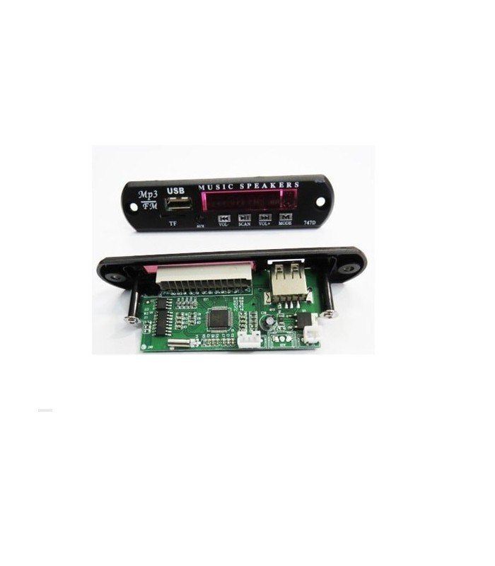 اواع USB/FM player برد 5 ولت USB player