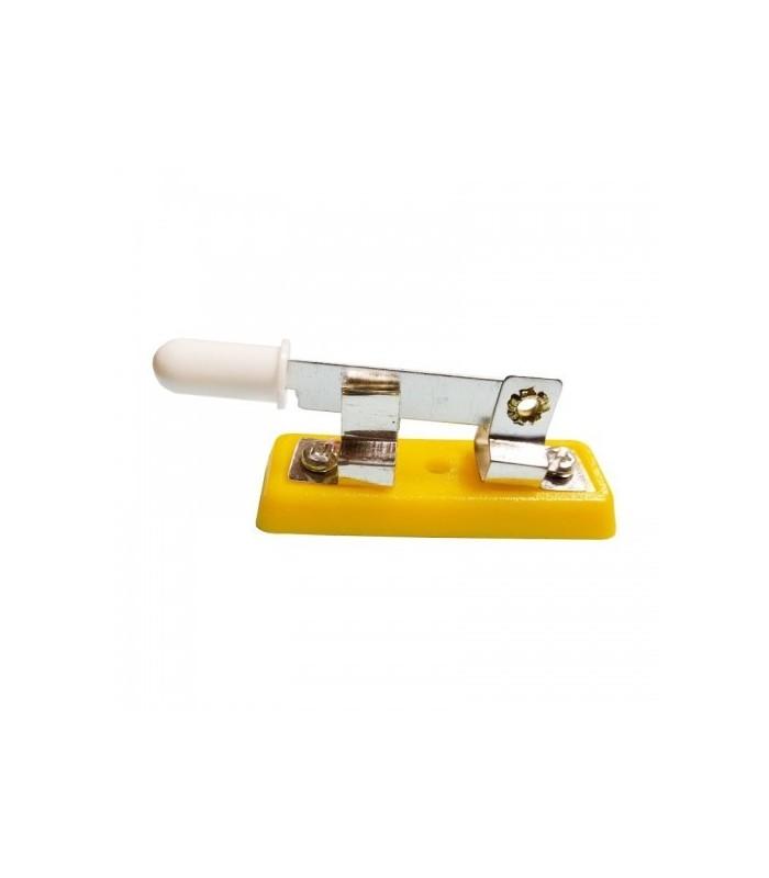 کلید کلنگی و شاسی کلید کاردی (تیغه ای)