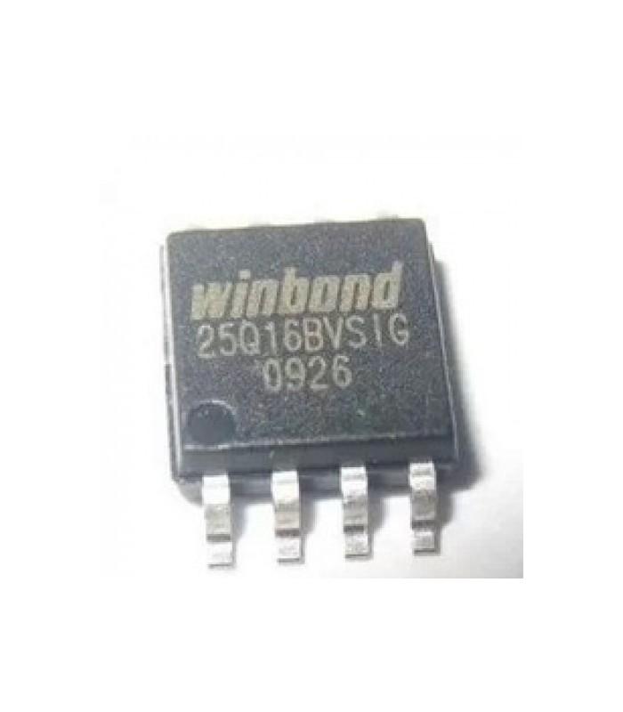انواع ای سی فلش 25Q16BVS