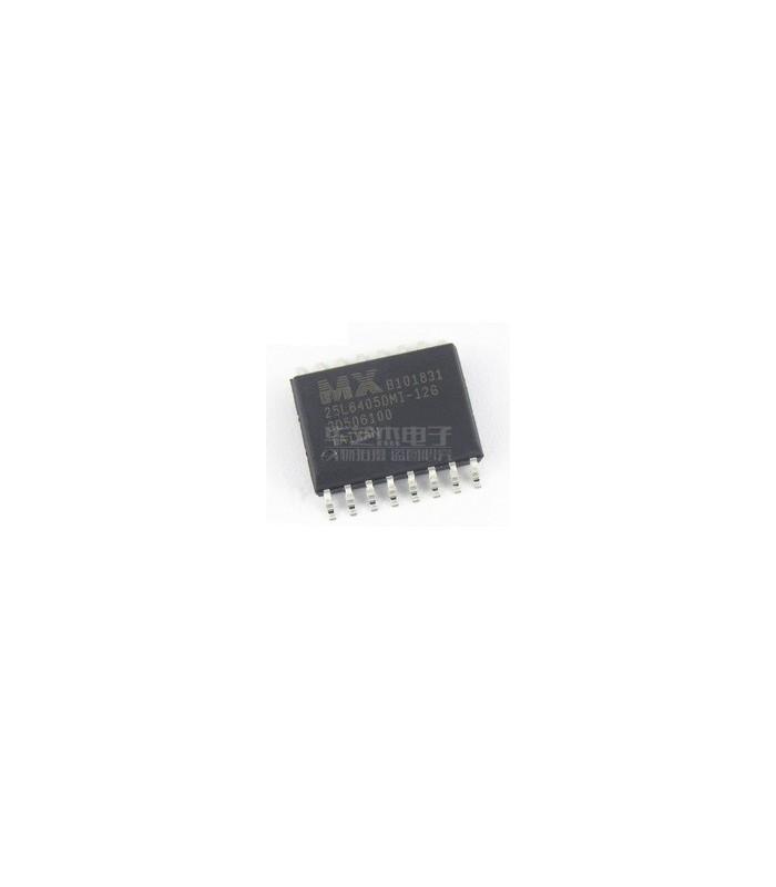 انواع ای سی فلش MX25L6406EMI-12G