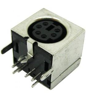 سوکتهای متفرقه كانكتورPS2 مادگي