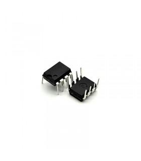 تثویت کننده ولتاژ پایین صوتی LM386N پکیج DIP