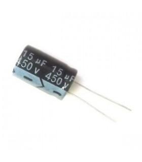 خازن 450 ولت 15UF 450V
