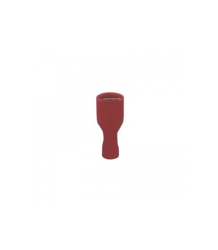 کابل شو - سر سیم سر سيم ماده كولري متوسط روكش كامل قرمز/F1-4.8VFD/5