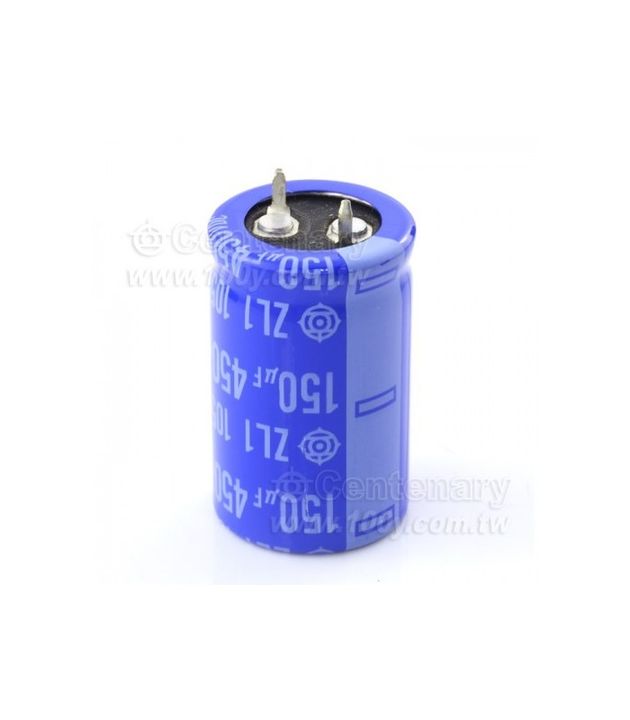 خازن 450 ولت 150UF 450V