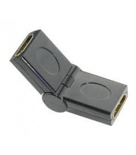 انواع فیش و جک تبديل مادگي به مادگي تاشو HDMI