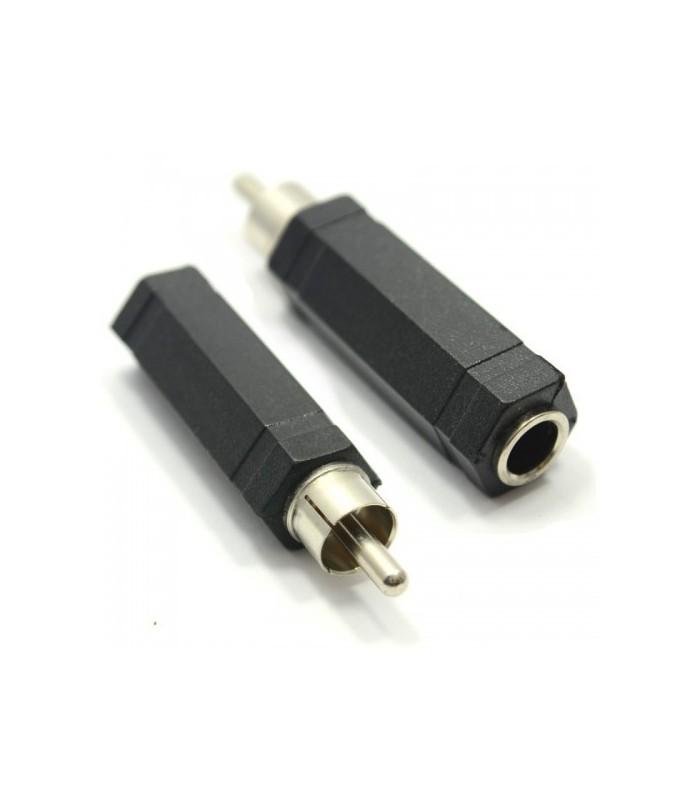 انواع فیش و جک تبدیل فیش میکروفن به AV