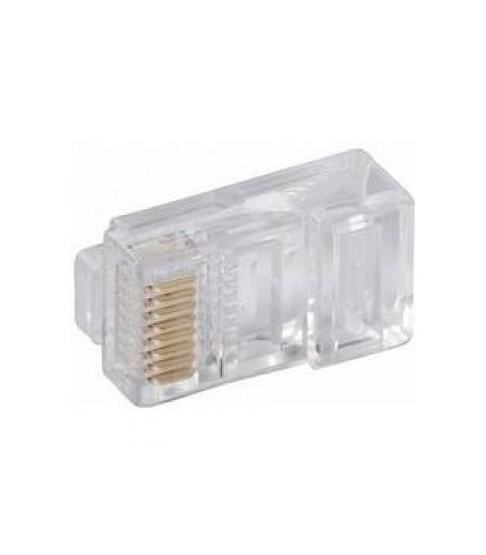 انواع فیش و جک سوکت شبکه RG45