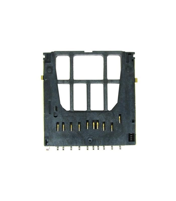 سوکت مموری و جک سوكت كارت حافظه MMC SDC09 پين 9