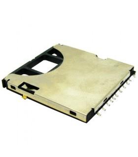 سوكت كارت حافظه MMC SDC09 پين 9
