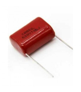 خازن پلی استر 1 میکرو 630 ولت