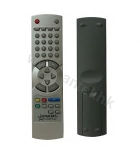ریموت کنترلDVB کنترل استارست/SR-X550/درجه دو