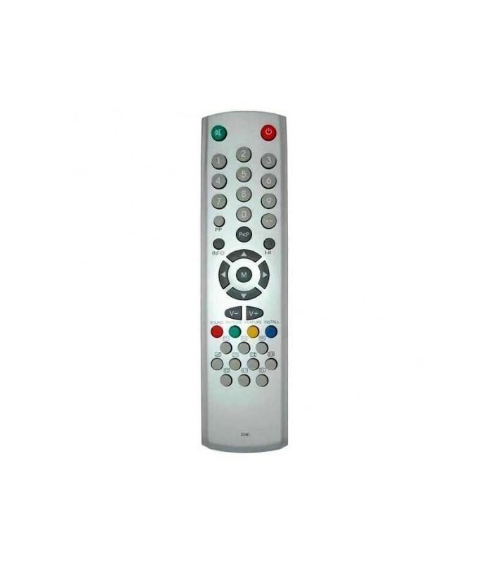 T.V ریموت کنترل وستل سفید/RC-2240