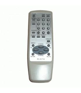 ریموت کنترل/RC-ZVT16/ایوا