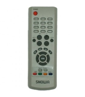 ریموت کنترل/تلوزیون اسنوا/ST312