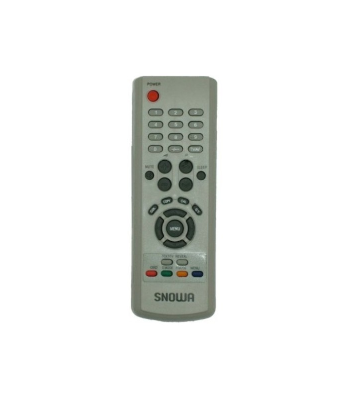 T.V ریموت کنترل/تلوزیون اسنوا/ST312