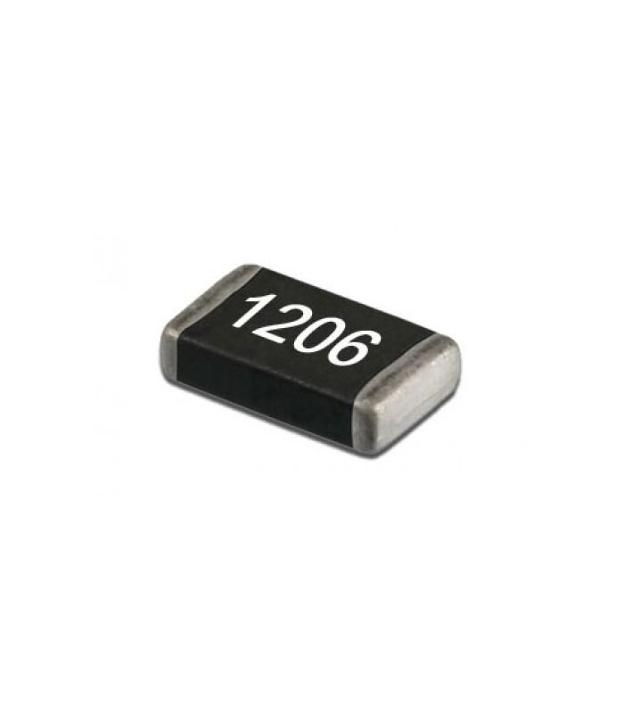 مقاومت SMD سایز 1206 مقاومت 1 اهم SMD سایز 1206