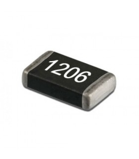مقاومت SMD سایز 1206 مقاومت 10 اهم SMD سایز 1206