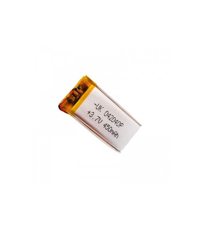 باتری پلیمر باتری لیتیوم پلیمر 3.7v-350mAh