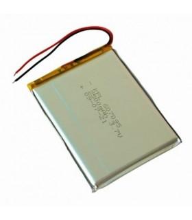 باتری پلیمر باطری پلیمر 3.7 ولت 2500 میلی امپر